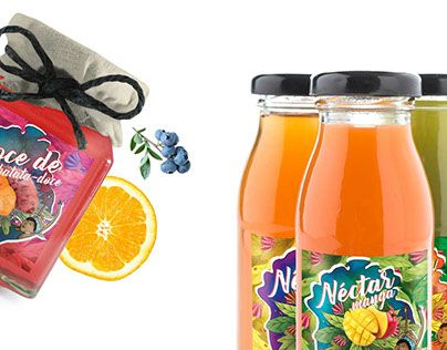 """Check out new work on my @Behance portfolio: """"Label design Nectars, jams and liqueurs"""" http://be.net/gallery/51096967/Label-design-Nectars-jams-and-liqueurs"""