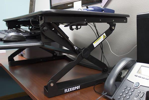 Image result for standing desk converters mechanism