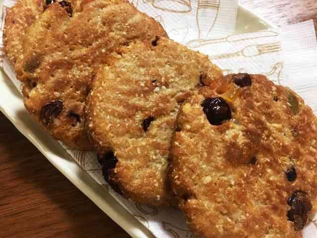プロテインクッキーの画像