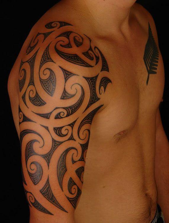 24 besten maori tattoos for men bilder auf pinterest. Black Bedroom Furniture Sets. Home Design Ideas