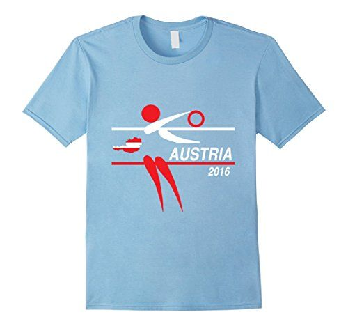 Men's Austrian Beach Volleyball Team T-shirt Rio 2016 2XL... https://www.amazon.com/dp/B01HWY7194/ref=cm_sw_r_pi_dp_7WKExbTP1DF8Y #olympics #rio2016 #olympics2016 #teamaustria #austria