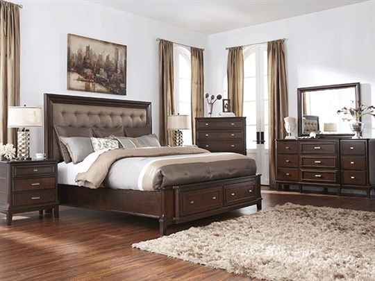 17 Best Ideas About Ashley Furniture Bedroom Sets On Pinterest Ashleys Furniture Rustic