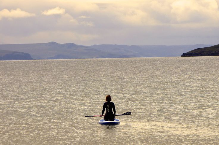 Paddling around the Summer Isles, Scotland, on the North Coast 500. Read my blog!
