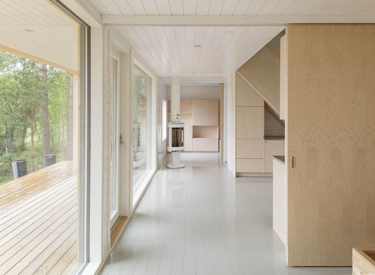 interior wooden house WM 45