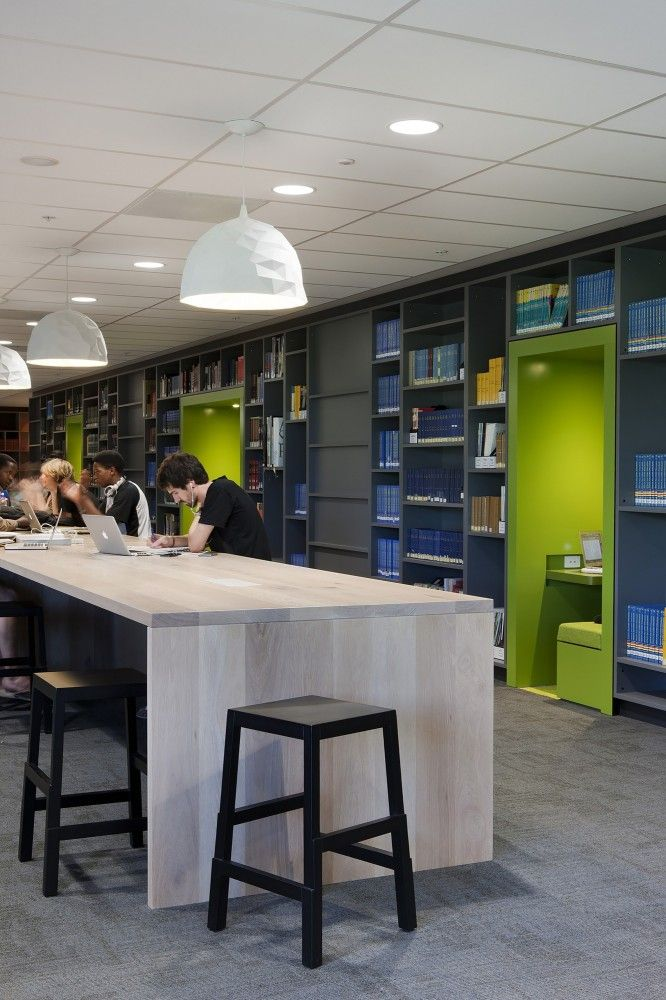 Raheen+Library+at+Australian+Catholic+University+/+Woods+Bagot