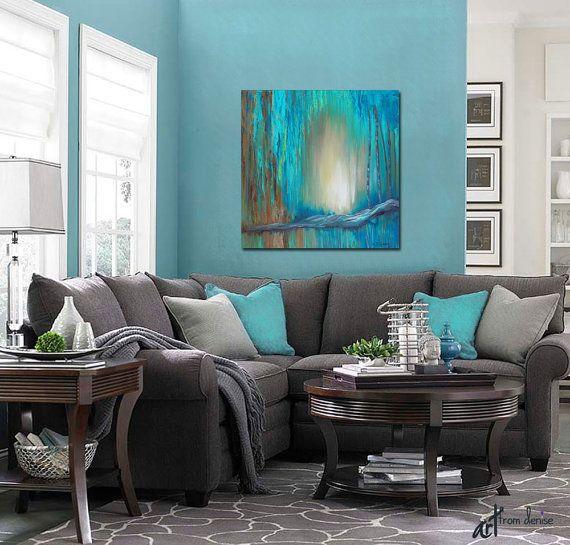 Rotsvlinder abstracte kunst voor teal, turquoise en bruin decor voor thuis of op kantoor. Werkt goed voor de inrichting van de slaapkamer, eetkamer kunst, kunst van de woonkamer of hangen in uw kantoor. De kleuren zijn rijk met veel diepte en omvatten turquoise, teal, aqua, bruin, grijs, bruin en taupe. ► DETAILS ☼ Titel: achter het gordijn ☼ Dit schilderij is op bestelling gemaakt. Het duurt maximaal drie weken voor mij om te voltooien van uw schilderij (+ transporttijd). Het kunstwerk zal…