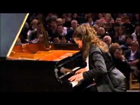 Chopin Competition 2010 - Yulianna Avdeeva - Scherzo no3 in c sharp minor