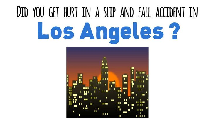 Slip and Fall Attorney Los Angeles | Call 213 471 1222213 471 1222 on Vimeo