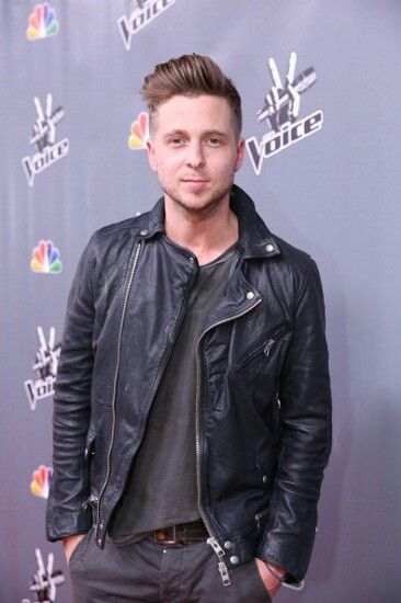Ryan Tedder of OneRepublic on The Voice (I say goodbye to all of my followers 'cause I think I'm dying)