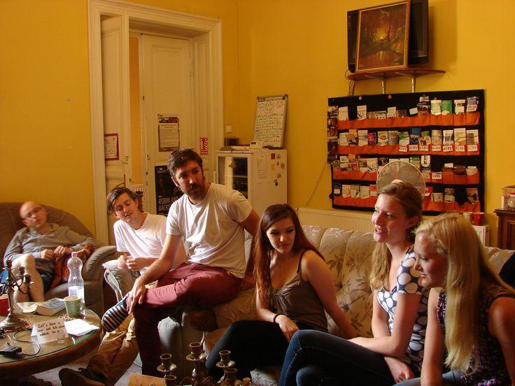 Social areas in Transylvania Hostel în Cluj-Napoca, Cluj