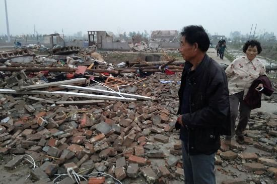 51 Killed in China by Powerful Tornado