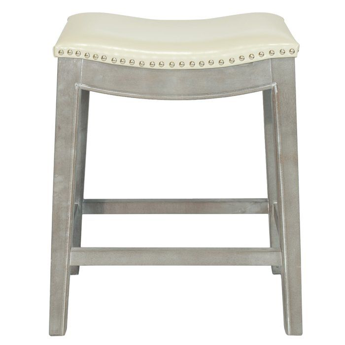 Prendergast Bar Counter Stool Leather Counter Stools Bar