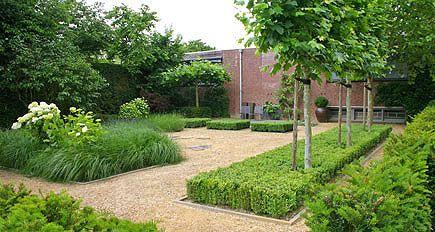 Tuinarchitect tuinontwerp moderne eigentijdse mooie - Eigentijdse landscaping ...
