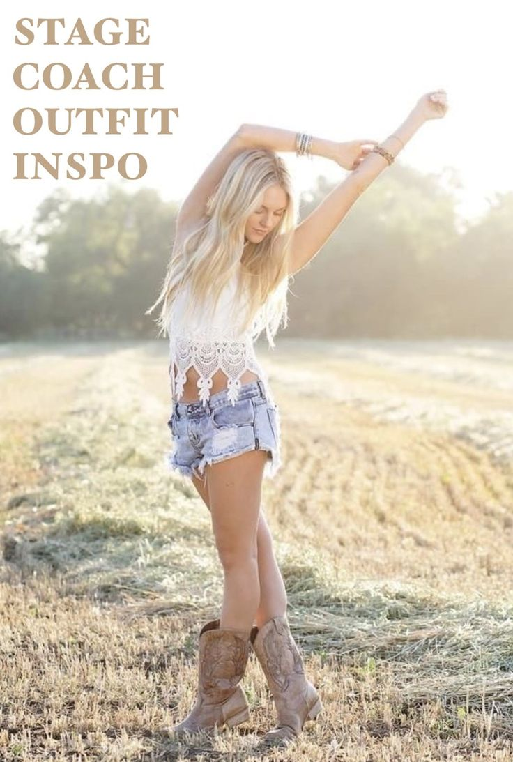ON THE BLOG: Stoked for Stagecoach? Get your outfit inspiration here