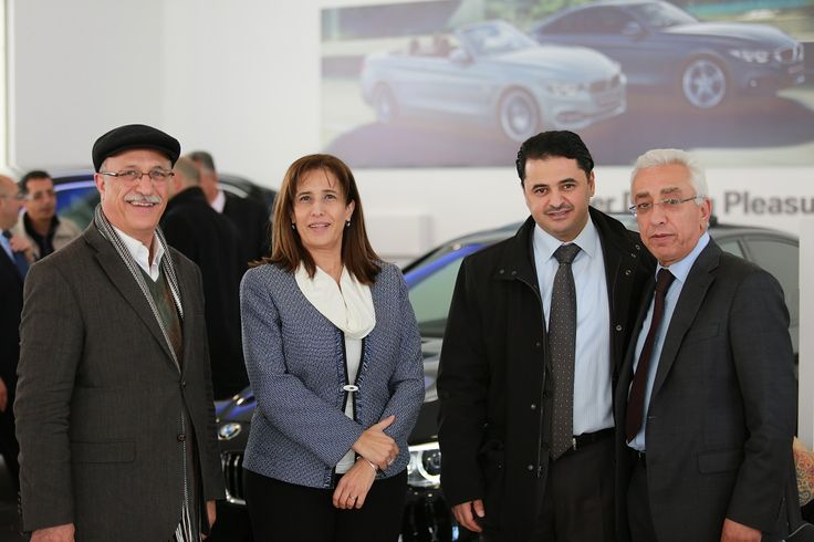ABU KHADER Automotive celebrates official start of BMW operation in the Palestinian Territoies New BMWcarshowroom and refurbished after-sales service centre offering premium customer service... #middleeastbusinessnews #doingbusinessinmiddleeast