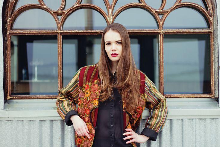 Photography by Marleen Zoe | Model Sanne