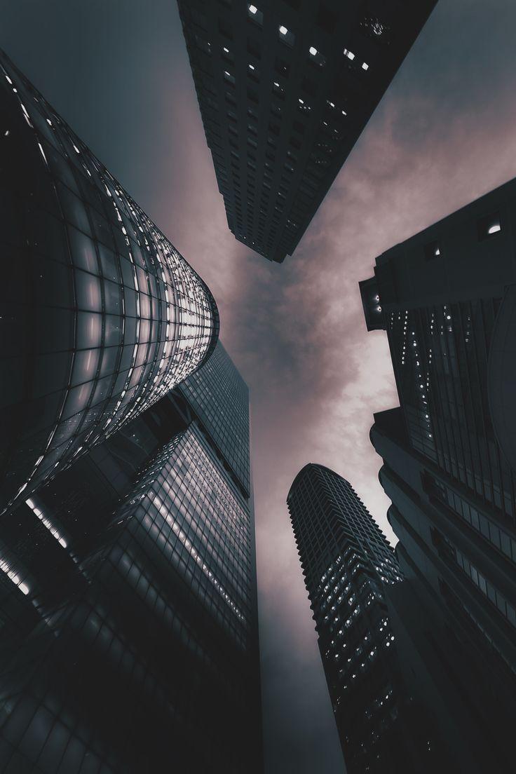 captvinvanity:    Luminous City   | Photographer | CV