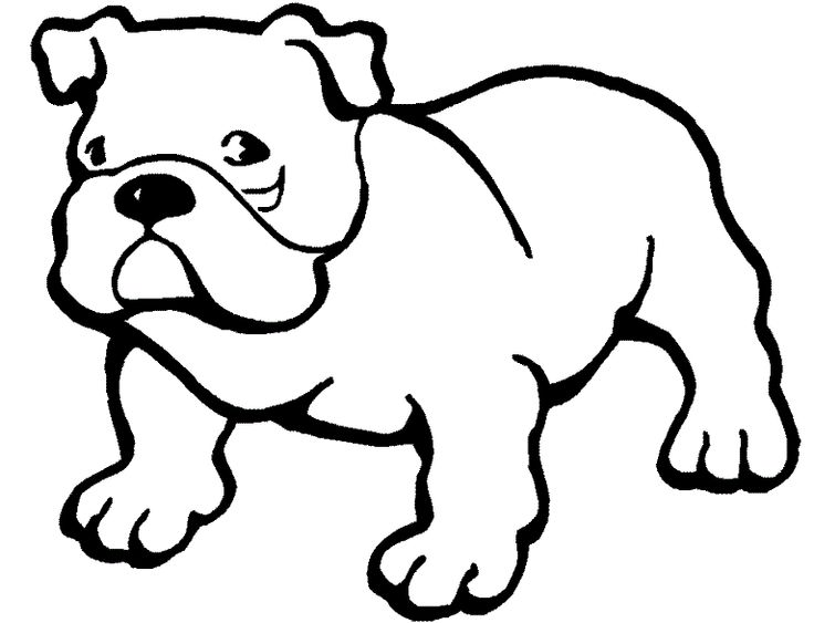 40 best Dog images on Pinterest Coloring pages Spanish