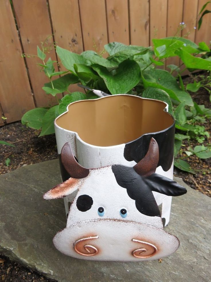32 best images about cows for the outdoors on pinterest