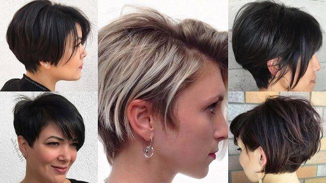 10 Neue Kurze Frisuren Fur Dickes Haar Frauen Haarschnitt Ideen Popular Frisuren Kurze Frisuren Fur Dickes Haar Frisur Dicke Haare Haarschnitt Frauen