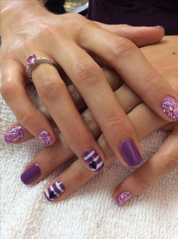 gel nails designs gallery   Pepe