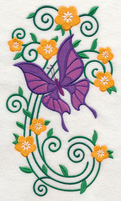 Machine Embroidery Designs at Embroidery Library! - Color Change - J7040 - 4 sizes