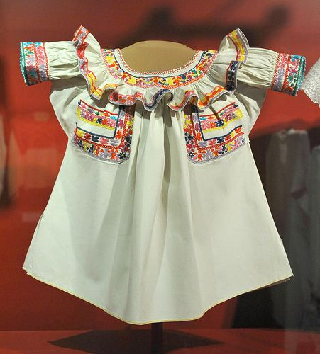 Tojolabal Maya Blouse Mexico | Flickr - Photo Sharing!