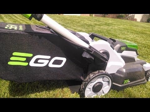 Ego Power+ Battery Powered Lawn Mower Review