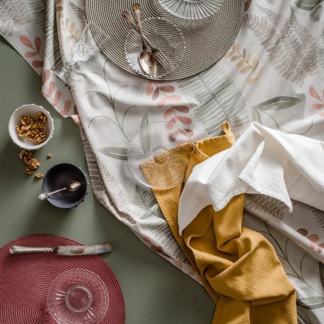 Keittiöpyyhe Hilma 8,95 #keittiöpyyhe #ruokailu #hemtex