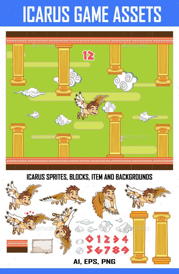 Icarus Game Kit