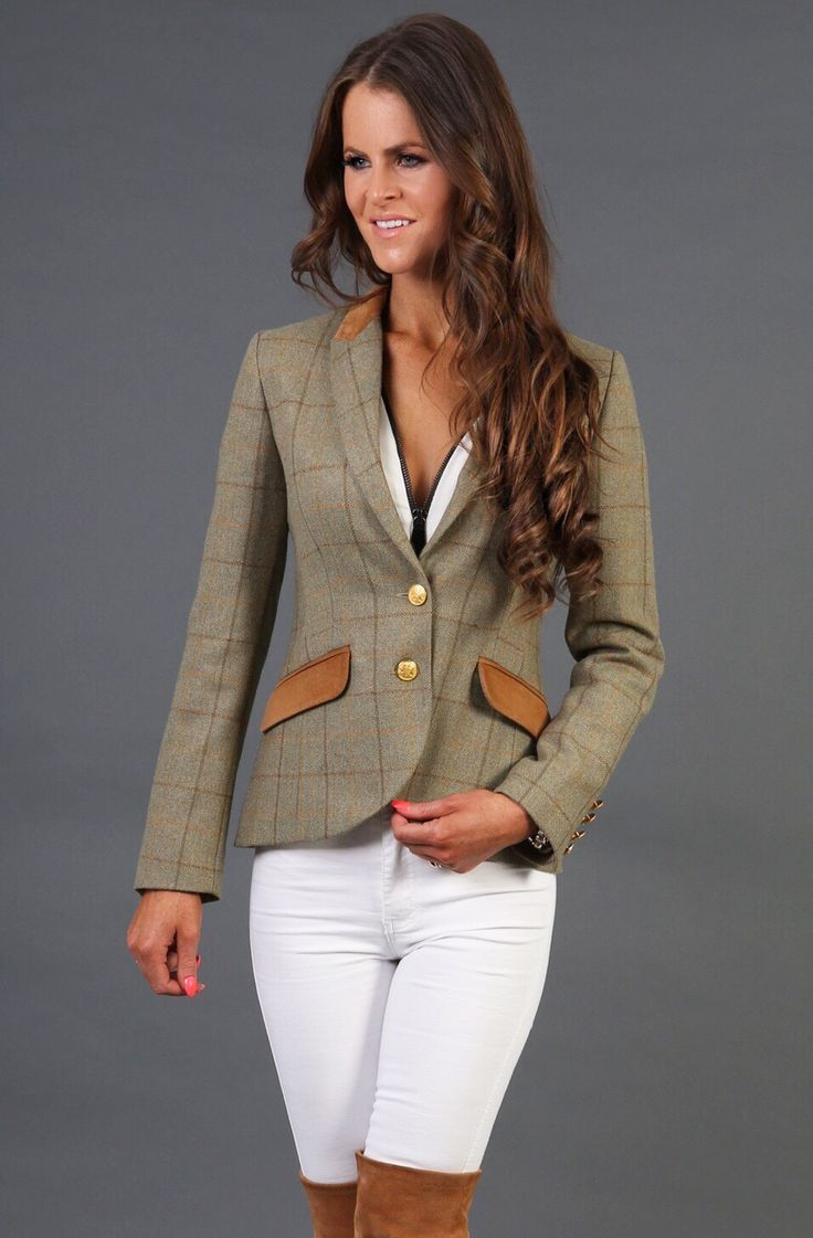 The 25  best Ladies tweed jacket ideas on Pinterest | Ladies coats ...