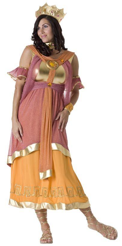 Hera Greek Mythology Costume Adult