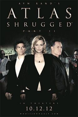 The Official Atlas Shrugged Movie Web Site. Watch the trailer for Atlas Shrugged Part II premiering 10/12/12.