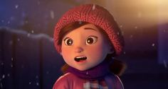 A nice animated film to remember to make time for people we love