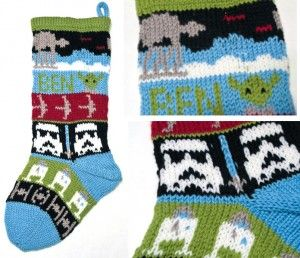 1000+ images about Star Wars - Knitting Patterns/Projects on Pinterest