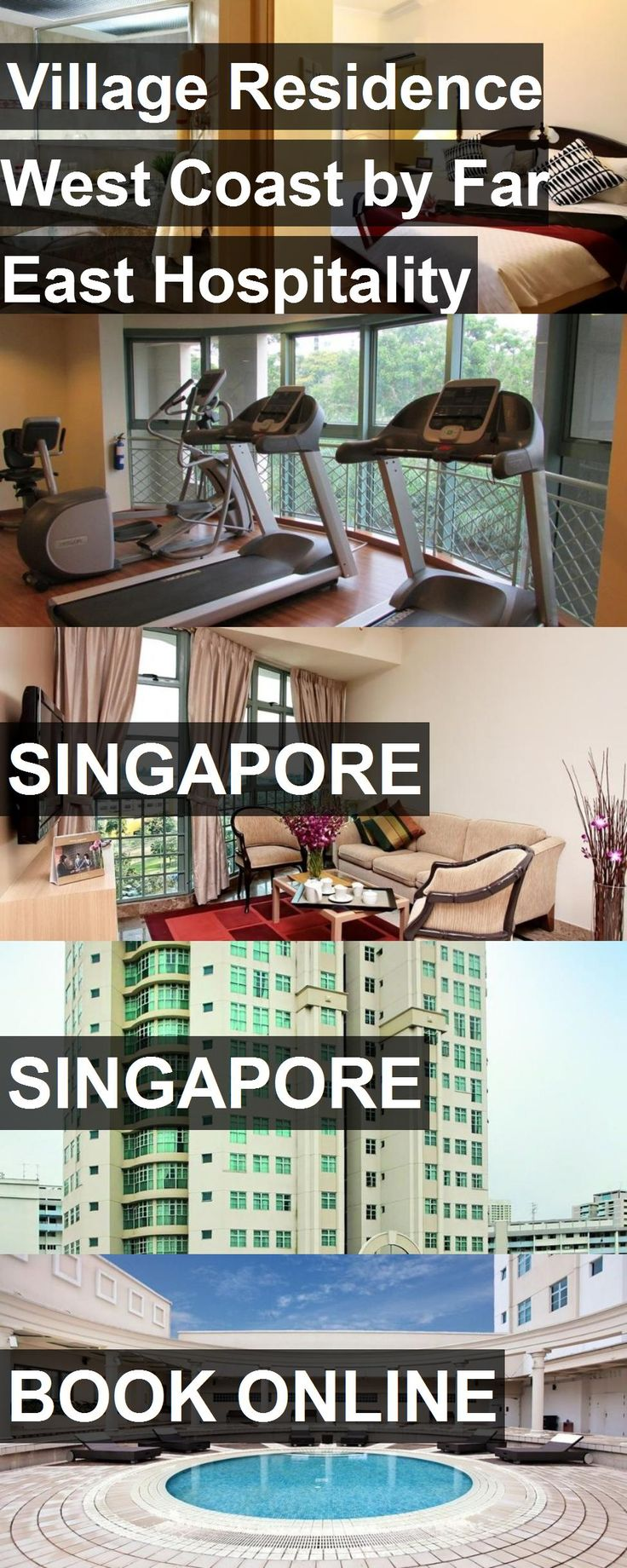 Hotel Village Residence West Coast by Far East Hospitality in Singapore, Singapore. For more information, photos, reviews and best prices please follow the link. #Singapore #Singapore #VillageResidenceWestCoastbyFarEastHospitality #hotel #travel #vacation