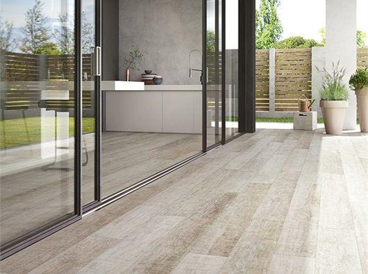 keramisch parket - planken van 180cm*30cm beschikbaar - cotto d'este cadore