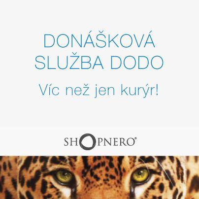 Zase se čeští podnikatelé nechali inspirovat americkými službami a vznikla z toho donášková služba Dodo. V čem je lepší než obyčejný kurýr? Dodo vám na požádání nakoupí cokoli a doručí během chvíle. Co na to říkáte, už jste ho zkusili? :-) https://www.shopnero.cz