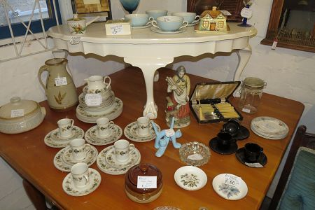 Go treasure hunting in South Africa. Find restoration and refreshment at Arlington Antiques & Tea Garden