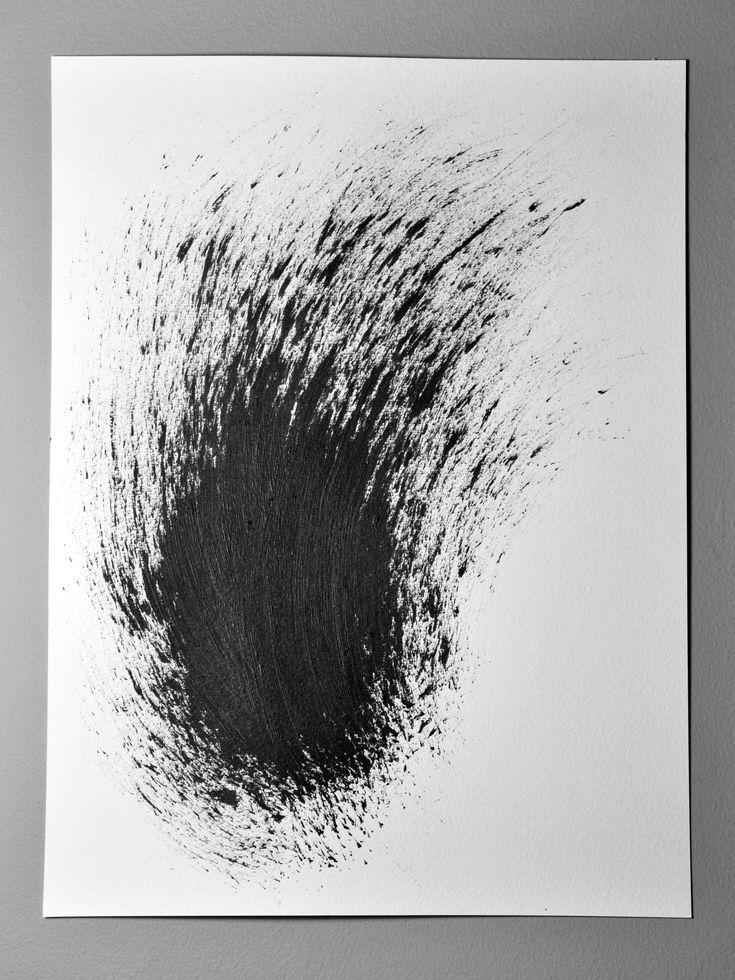 BRUSH; Moss BRUSH: Moss by Ashley Opperman