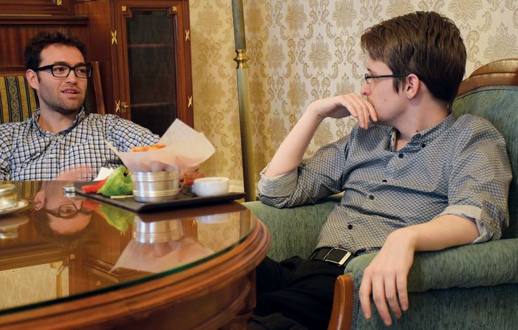 Last month, I met Edward Snowden in a hotel in central Moscow, just blocks away from Red Square. It was the first time we'd met in person;he first emailedmenearly two years earlier, and we...