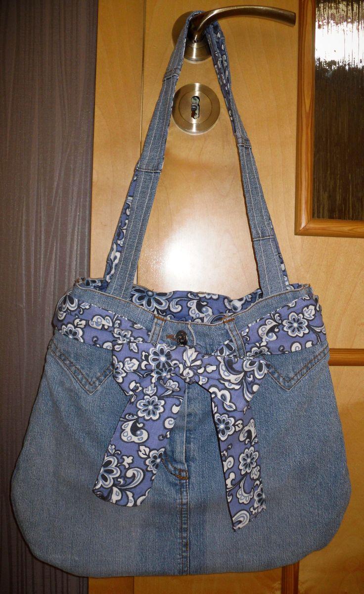 taška z riflí
