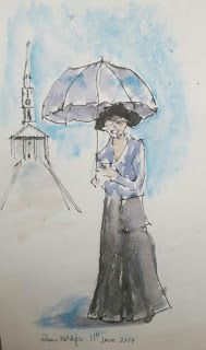 MHBD's Blog: Elegant lady!