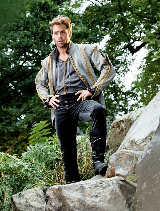 Prince Charming - Into The Woods - Chris Pine