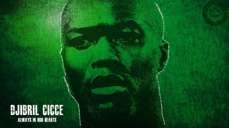 Djibril Cisse Panathinaikos wallpaper 2