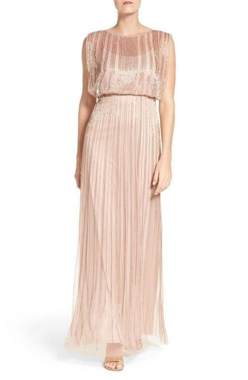 Long Formal Evening Party Dress