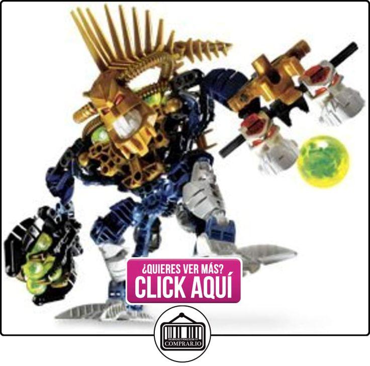 Lego Bionicle PIRAKA Figure Irnakk with Unique Gold Spine #8626 by LEGO  ✿ Lego - el surtido más amplio ✿ ▬► Ver oferta: https://comprar.io/goto/B000JYYMME