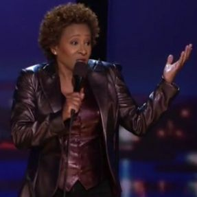 Is it harder to be black or gay? By Wanda Sykes.Ever Hilarious Wanda, Lolz, Famous Folk, Funny, Wanda Sykes I, I M Black, Free Giggles, Black Love, Favorite People
