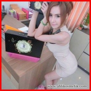 Secret Plus Breast Enlargement Original putih muluskan payudara