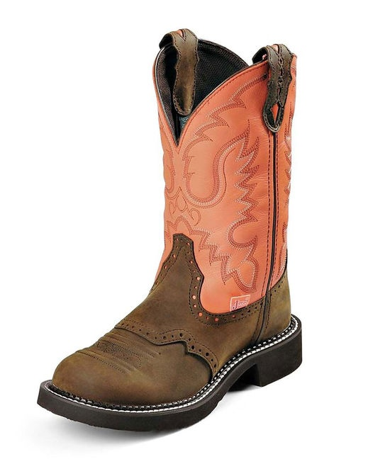 Coral boots for the wedding? They are 88 bucks